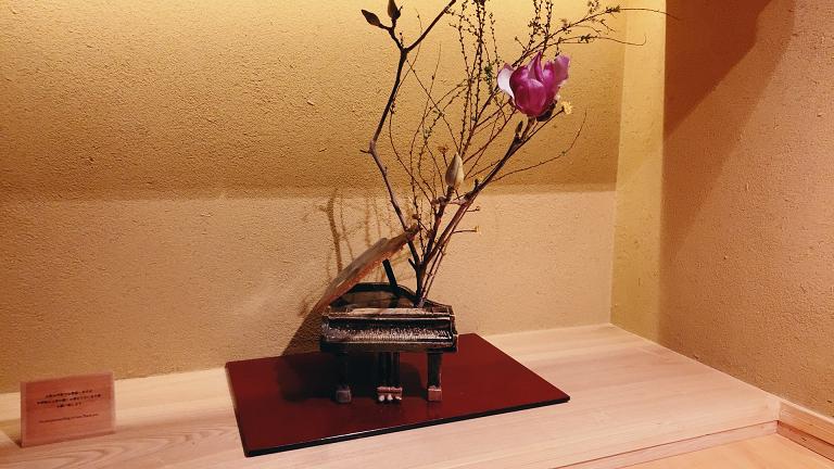 花柳店内の個室