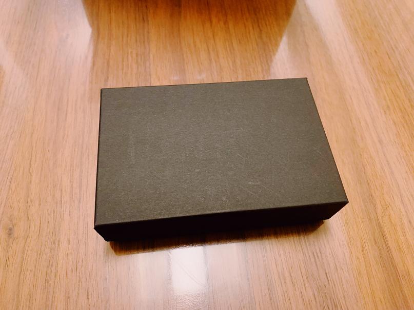BAGGY PORTキーケースの梱包