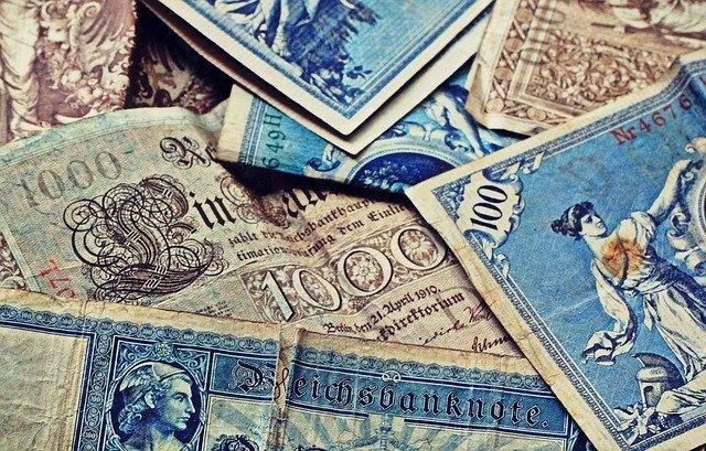 インフレを象徴した写真