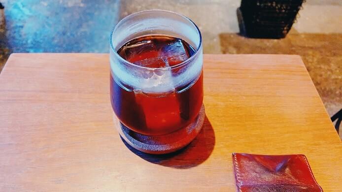 人形町ユニゾンテイラーの水出しコーヒー