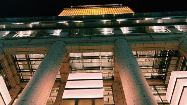 マンダリンオリエンタル東京の外観