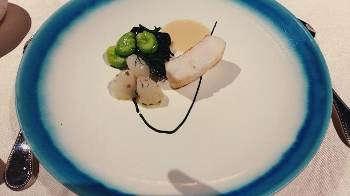 THE HIRAMATSU(ひらまつ)軽井沢 御代田のディナー