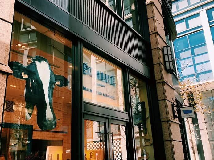 エシレ・メゾン デュ ブールの丸の内店
